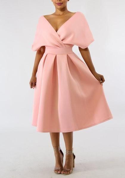 Rosa Kleid Kombinieren Welche Schuhe Passen Zu Rosa Kleid Colection201 De Kleider Plissierte Kleider Kleidung