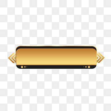 Golden Luxury Lower Third Golden Creative Lower Third Png Transparent Clipart Image And Psd File For Free Download Lower Thirds Lower Prints For Sale