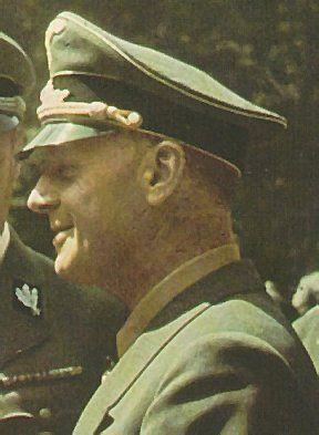Reichsaussenminister Joachim von Ribbentrop-color photo-ww2shots-people