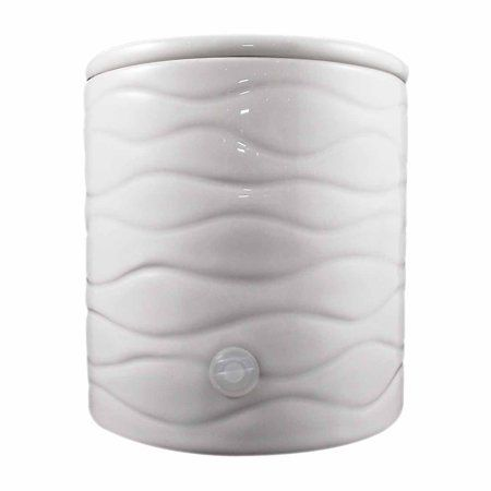 Small Electric Plug In Ceramic Wax Warmer Melter Home Night Light Lamp Decor
