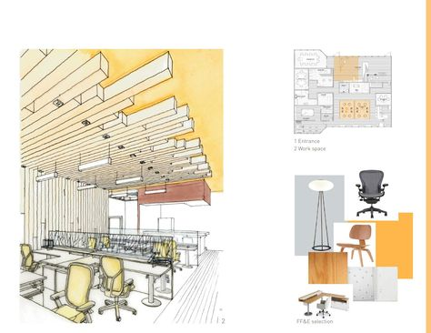 interior design portfolio examples for university www