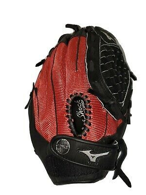 Details About Mizuno Prospect Ball Park Series 11 1 2 Baseball Glove Mmx116p2 Rht Red Black In 2020 Youth Baseball Gloves Baseball Glove Sports Team