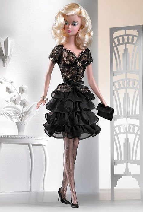 Trace of Lace™ Barbie® Doll | Barbie Collector..Where can I buy this dress for moi?!