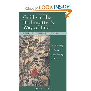 Guide To The Bodhisattva S Way Of Life A Buddhist Poem For Today