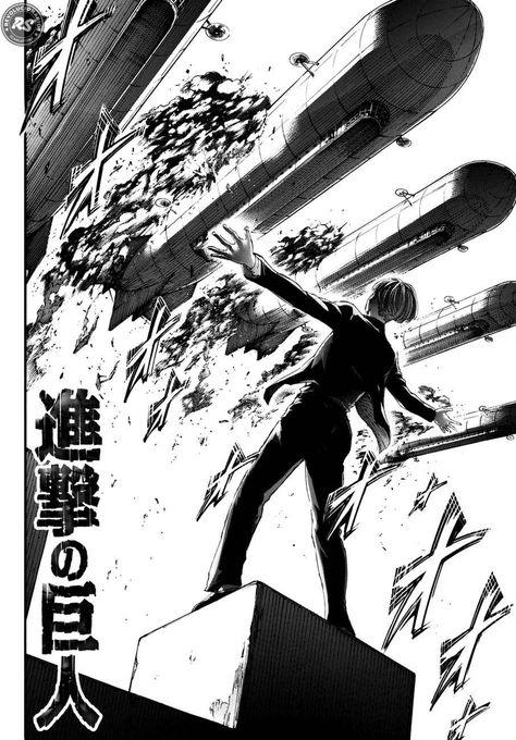 Shingeki no Kyojin Cap. 118 - Pág. 36: Juego sucio - Mangas.in