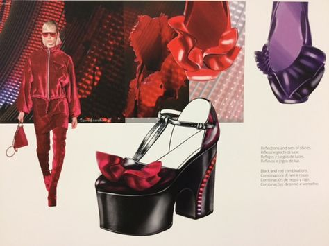 Shoes Trend Book AW 2017/18, Fashion Room