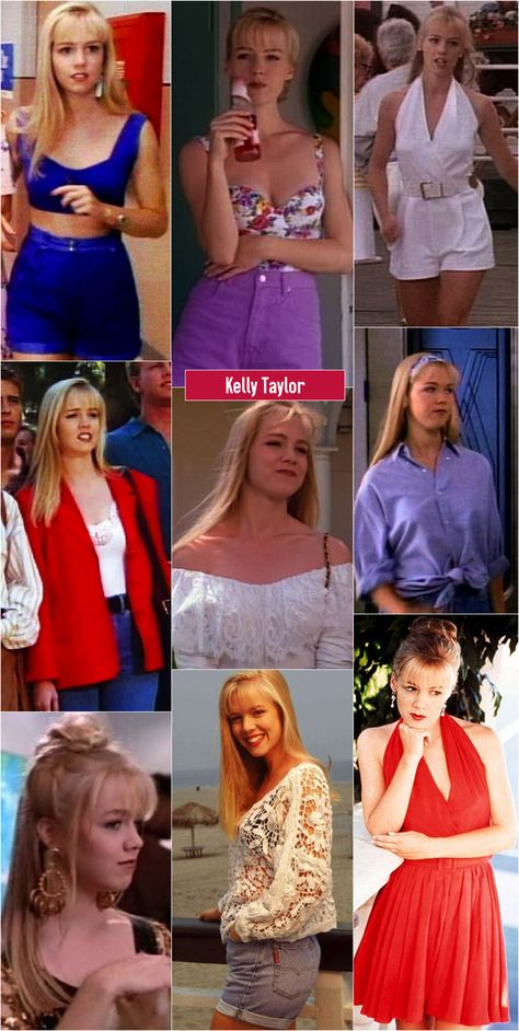 Kelly Taylor from 90210