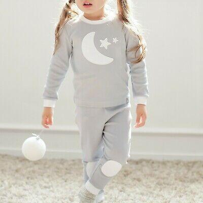 "/""40Style/"" Vaenait Baby Top+Pants Toddler Boys Pjs Long Pajama Set 18M-12Y"