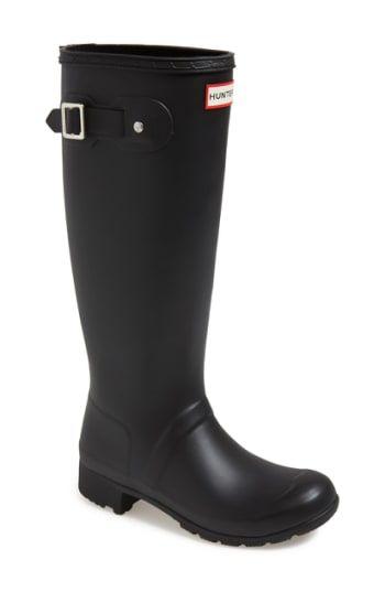 569134c448a New Hunter Tour Packable Rain Boot (Women) - Fashion Women Boot ...