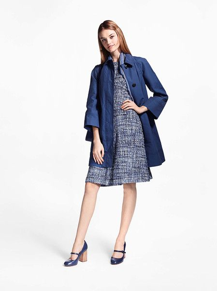 Brooks Brothers Resort 2018 - These Resort Coats Will Make You Long for Fall - Photos