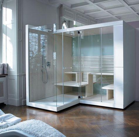 Attractive Effegibi Finnish Sauna Design Hates Being Utilitarian | Finnish Sauna,  Saunas And Modern Nice Look