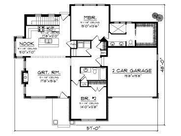10 Unique Jack Arnold House Plans Floor Plans Ranch My House Plans Ranch Style House Plans