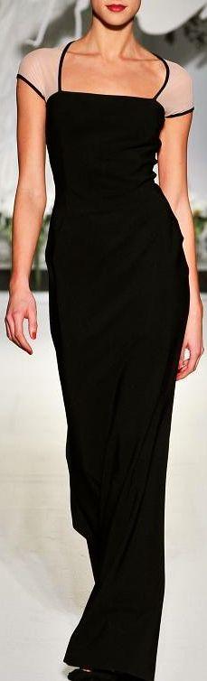 La Petite Robe …minimalist chic This is my dramatci, romantic elegant night on the town gown!  GOTTA GET THIS.