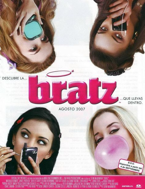 2007 - Bratz la pelí­cula - Bratz The Movie