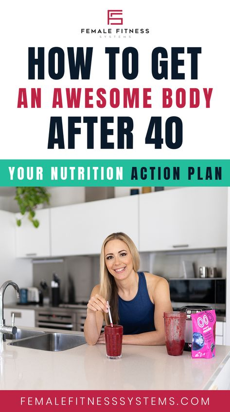 Over 40 Nutrition Action Plan