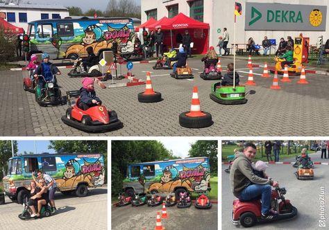 Kinderfahrschule Hüpfburg Schausteller Stadtfeste Firmenevents, VB