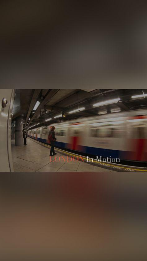 LONDON IN MOTION