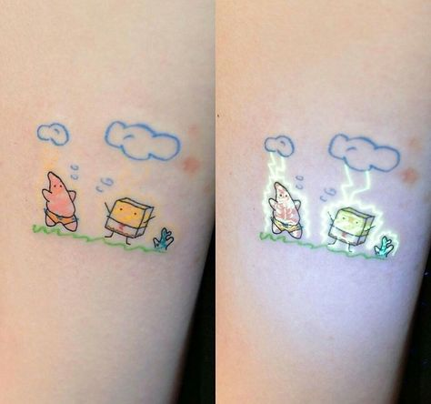 """tattoos i would get if i had money on Twitter: """"… """""""