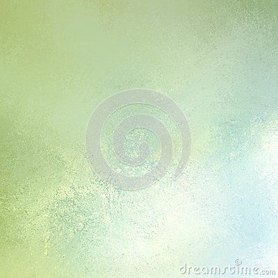 Abstract Cloudy Blue Green And White Background Design Clean