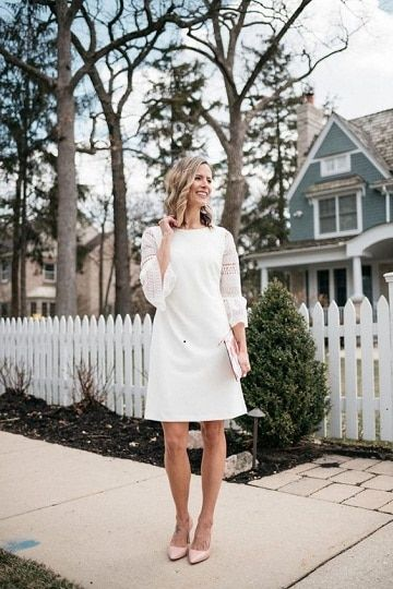 4 Hermosos Vestidos Para Bautizo Mama Vestidos Para