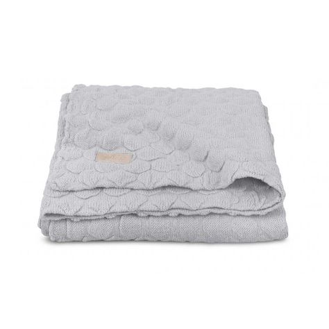 Baby Deken Jollein.Jollein Deken Fancy Knit Soft Grey 49 95 Olive Mint
