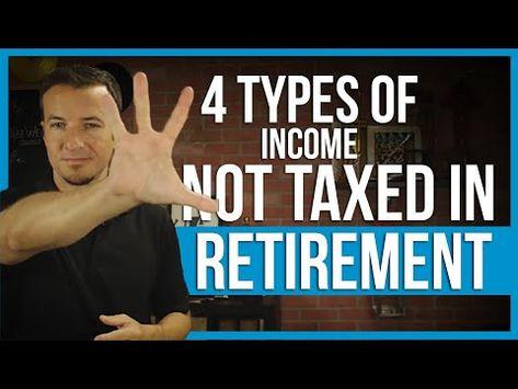 4 types of income not taxed in retirement. Retirement Strategies, Retirement Advice, Saving For Retirement, Retirement Planning, Best Money Saving Tips, Saving Money, Elderly Activities, Dementia Activities, Craft Activities