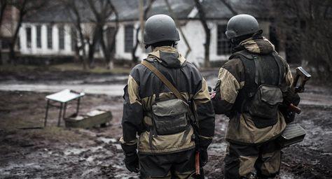 Las autoridades de la ciudad de Donetsk y de las poblaciones fronterizas ultiman…