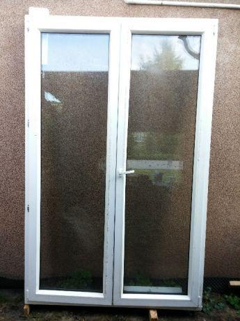 Okno Plastikowe 150x236cm Drzwi Balkonowe Tarasowe Będzin