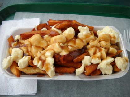Poutine La Poutine Most Popular Fast Food In Quebec Canada