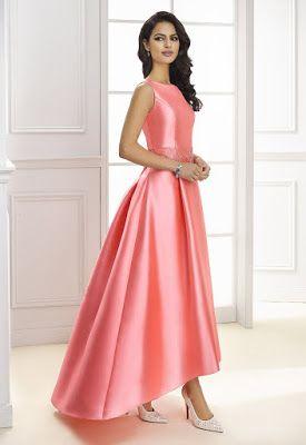 Vestido De Gala Con Pedrería Vestidos De Fiesta Vestidos