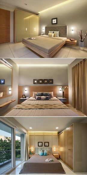 3 Room Flat Interior Design With Elegance A T Associates Flat Interior Design Interior Design Bedroom Flat Interior