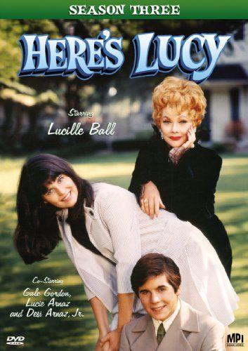 Here's Lucy: Season Three