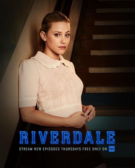Riverdale Season 4 Betty Cooper Poster by Artlover67 on DeviantArt