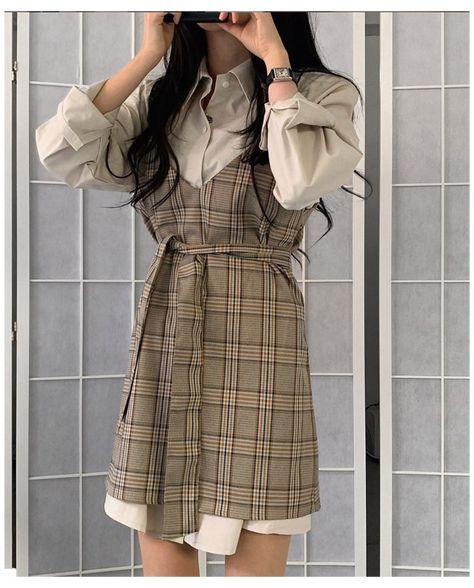 korean girl fashion summer outfit