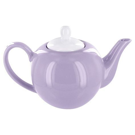 Your choice pink Lavender Turquoise Metal Small Teapots