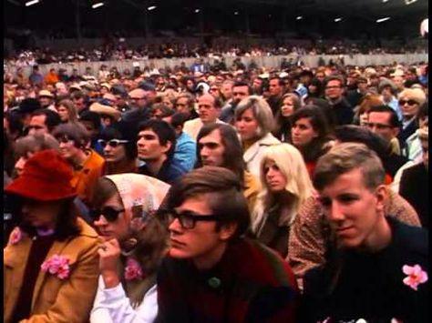 Crowd shot - Monterey Pop Festival | Monterey pop festival ...