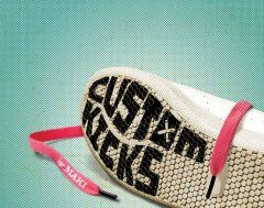 Custom kicks : personalized footwear / [by MAKI].