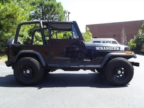 Awesome Jeep Wranglers For Sale Under 3000