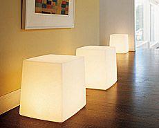 Cube lamp   New furniture   Pinterest   Floor lamp, Paper floor ...