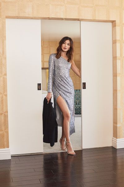Jimmy Choo Reveals 'Red Carpet Ready With Gemma Chan' - Red Carpet Fashion Awards