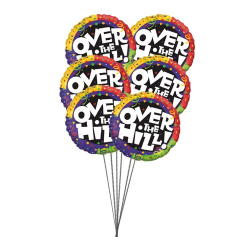 Memorable Birthday Balloons 6 Mylar Send Which Will Be In Their Memory Forever Latex Deliver