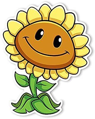 Sunflower In 2020 Plant Zombie Plants Vs Zombies Birthday Party Plants Vs Zombies