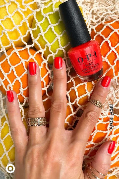 Summer is all about bright nails  colors that pop. Find trendy nail ideas, designs  inspo for the perfect at-home mani.