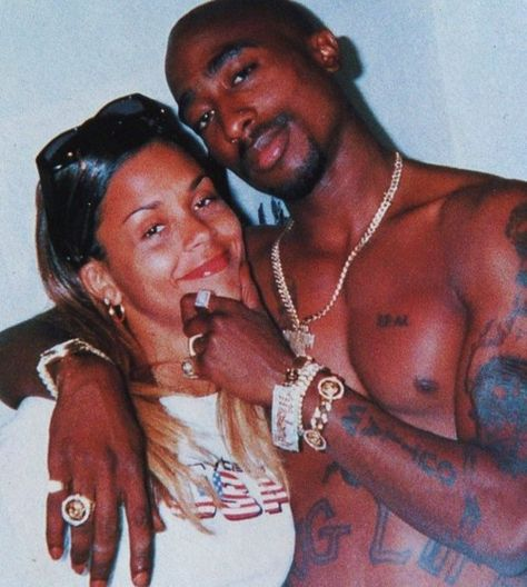 "At the time of Tupac's murder, he was engaged to model, actress, and fashion designer, Kidada Jones. His murder is still an unsolved murder that haunts many of his fans. This no holds barred investigation goes into the details of his and Biggie Small's murder.     Watch ""Biggie and Tupac"" for free!"