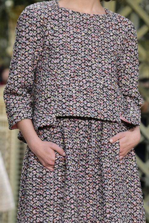 Chanel at Couture Spring 2018 (Details)
