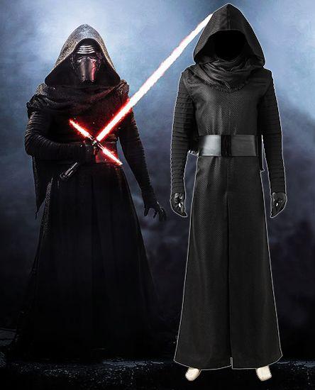 Star Wars The Last Jedi Kylo Ren Robe Costume Cosplay Costumes For Sale Cosplay Costumes Anime Cosplay Costumes