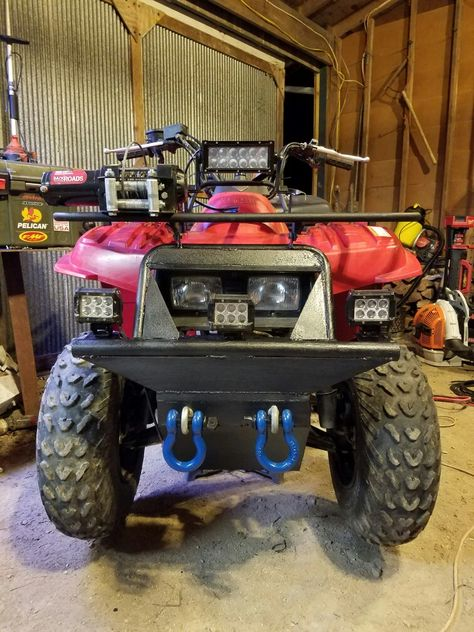 2006 Yamaha Bear Tracker 250 With Custom Bumper And Off Road