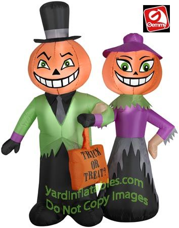 gemmys 2013 halloween preview continues with airblown inflatable pumpkin reaper gemmy other companys photos history inflatables pinterest