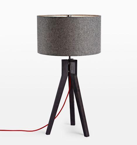 Folk Tripod Table Lamp Rejuvenation Tripod Table Lamp Lamp Black Table Lamps