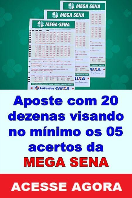 Planilha Para Jogar E Acertar Na Mega Sena Periodic Table